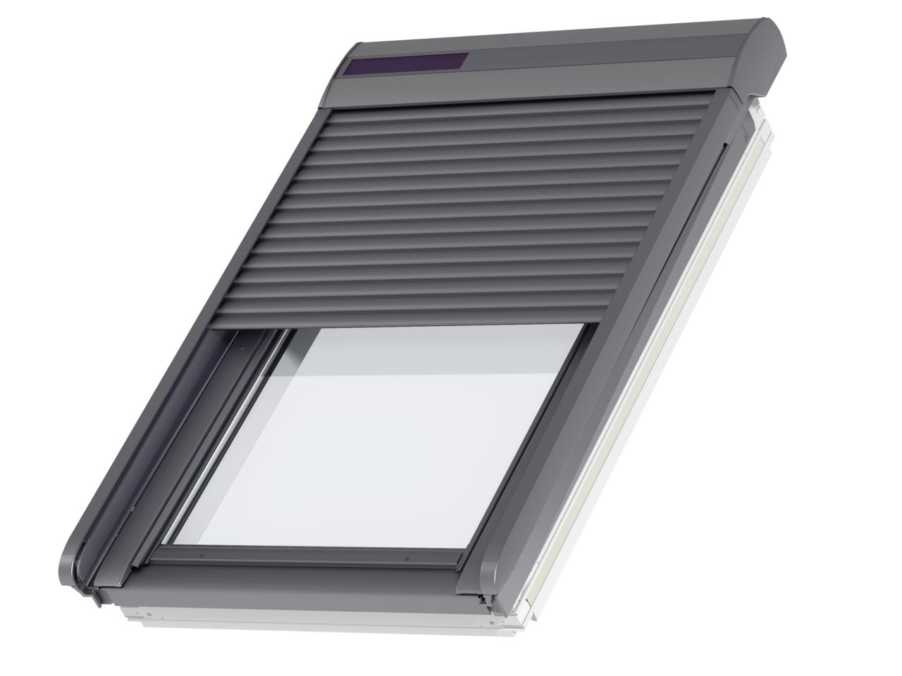 La tapparella solare non funziona velux come fare for Tapparelle per velux