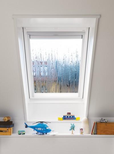 Condensa sulle finestre velux come fare - Cambiare vetro finestra ...