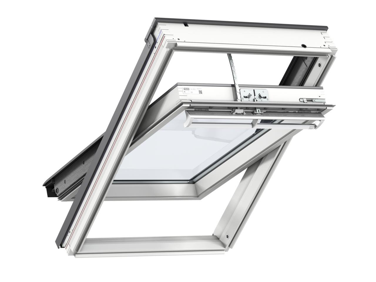 Istruzioni finestre per tetti velux come fare for Finestre velux istruzioni telecomando