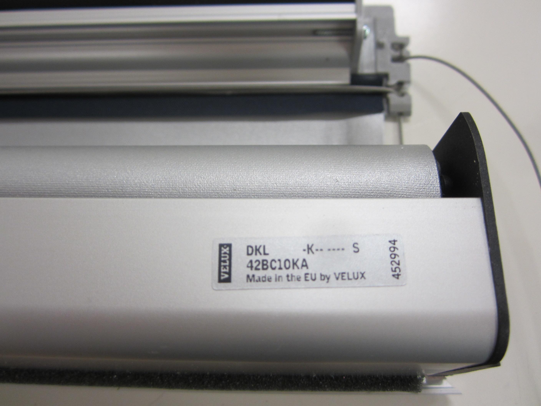 Produttori Tende A Rullo.Codice Di Produzione Tenda Velux Come Fare