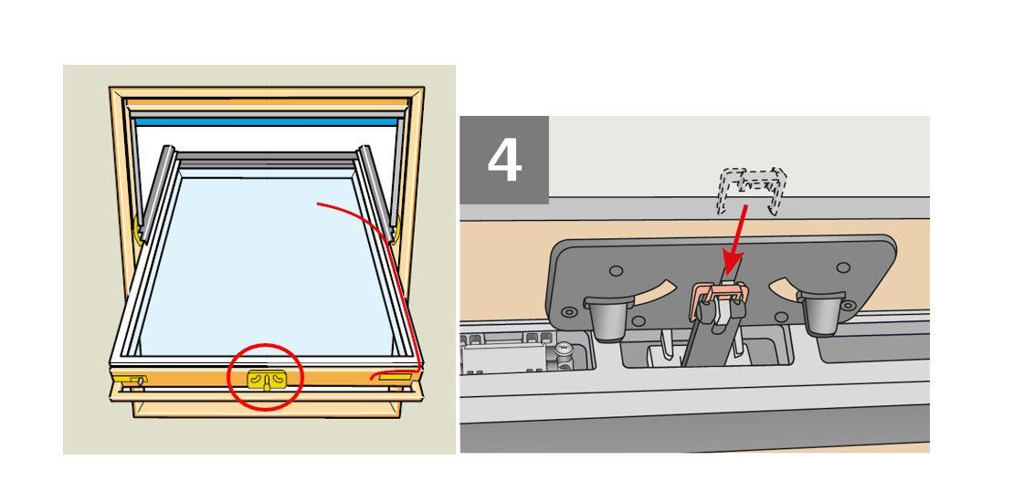 Sensore di posizione magnete velux come fare for Velux it assistenza