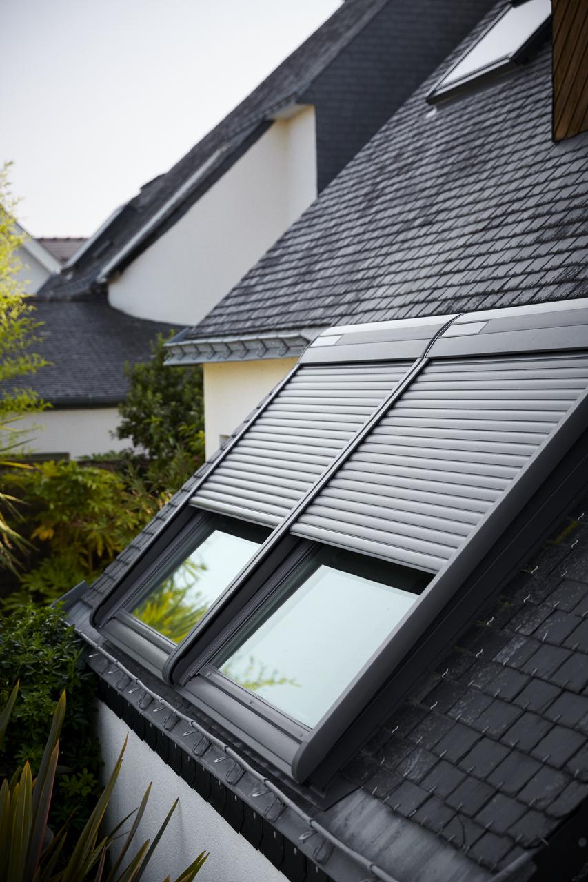 La tapparella solare installata recentemente non chiude for Tapparelle velux prezzi