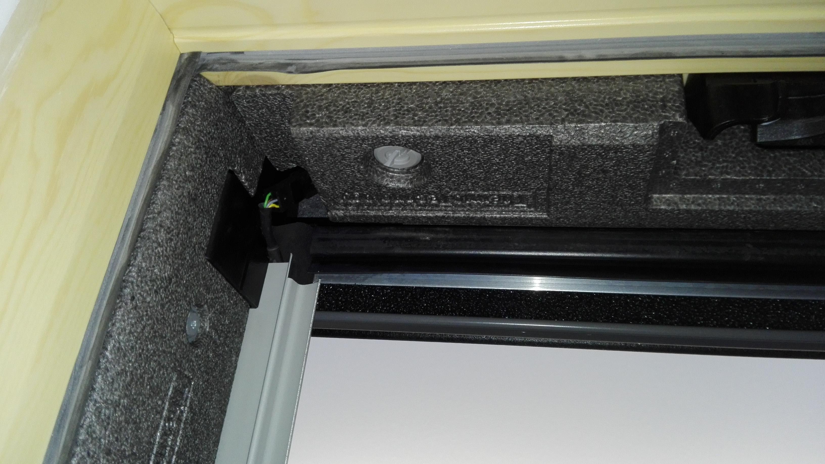 La finestra integra non funziona velux come fare for Motore elettrico per velux