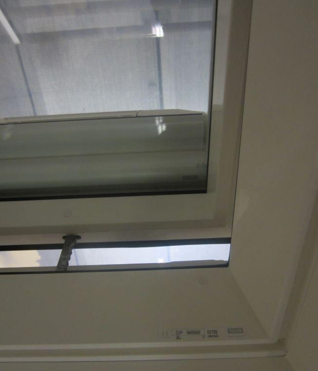 Codice finestra tetti piani